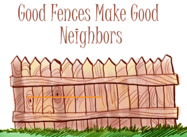 Good Neighbor Fence Laws